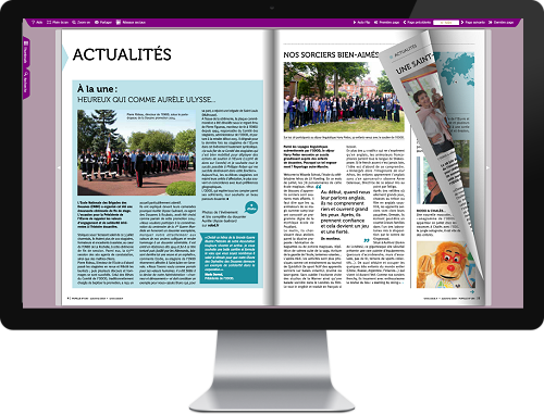 Business Provider - Agence web La Celle-Saint-Cloud - Flipbooks
